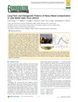 Long-Term and Ontogenetic Patterns of Heavy Metal Contamination in Lake Baikal Seals (Pusa sibirica)