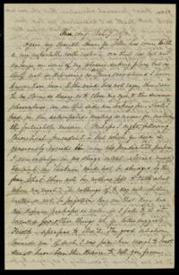 Letter from Sarah Whitney, to Anne Whitney, 1870 March 7