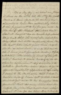 Letter from Sarah Whitney, to Anne Whitney, Rome, Italy, 1871 May 2