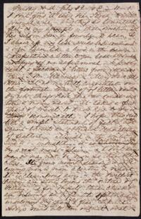 Letter from Anne Whitney, to Sarah Whitney, 1868 July 19