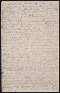 Letter from Anne Whitney, Munich, Germany, 1868 August 8