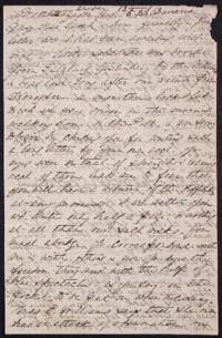 Letter from Anne Whitney, Berchtesgaden, Germany, 1868 August 16
