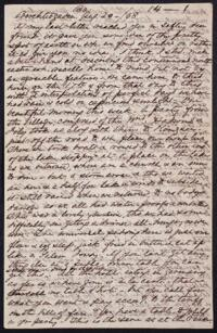 Letter from Anne Whitney, Berchtesgaden, Germany, 1868 August 29