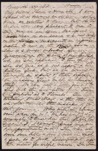 Letter from Anne Whitney, Rome, Italy, 1868 October 1