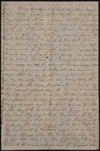 Letter from Sarah Whitney, to Anne Whitney, Rome, Italy, 1868 December 16
