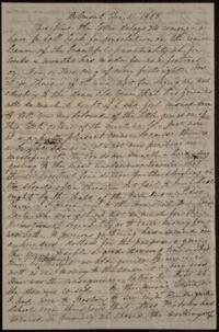 Letter from Sarah Whitney, Belmont, Massachusetts, to Anne Whitney, Rome, Italy, 1868 December 31