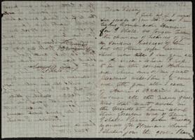 Letter from Fidelia Bridges, to Sarah Whitney, 1868 April 11