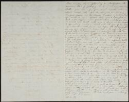 Letter from Caroline Rogers Whitney, to Anne Whitney, 1867 September 30&#59 Letter from Edward Whitney, to Anne Whitney, 1867 October 01
