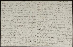 Letter from Caroline Rogers Whitney, Belmont, Massachusetts, to Anne Whitney, 1868 May 10