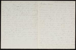 Letter from Caroline Rogers Whitney, Belmont, Massachusetts, to Anne Whitney, Florence, Italy, 1876 February 21