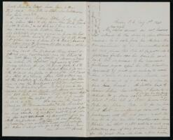 Letter from Sarah Whitney, to Anne Whitney, New York, 1860 January 1