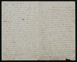 Letter from Sarah Whitney, to Anne Whitney, 1860 March 4
