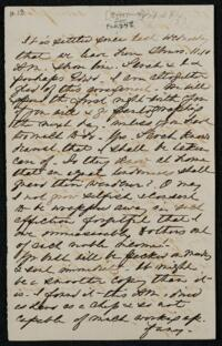 Letter from Anne Whitney, to Adeline Manning, 1867 February 24