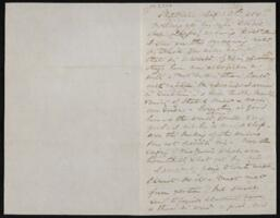 Letter from Anne Whitney, New Hampshire, to Sarah Whitney, Boston, Massachusetts, 1885 August 13