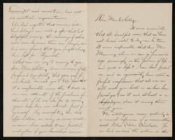 Letter from Charles E. Fay and Mary W. Fay, to Anne Whitney, Plymouth, Massachusetts, 1906 June 6
