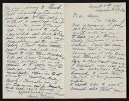Letter from Annie Adams Fields, Manchester, Massachusetts, to Anne Whitney, Plymouth, Massachusetts, 1907 August 18