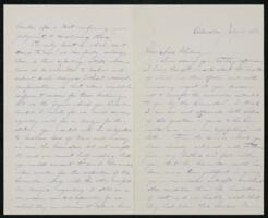 Letter from Francis Jackson Garrison, Osterville, Massachusetts, to Anne Whitney, Boston, Massachusetts, 1881 July 4