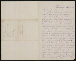 Letter from Francis Jackson Garrison, Rockledge, to Anne Whitney, 1882 September 20