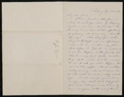 Letter from Francis Jackson Garrison, Roxbury, Massachusetts to Anne Whitney, 1883 June 24