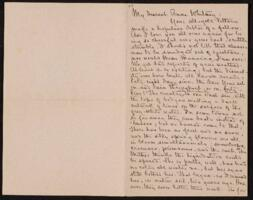 Letter from Louise Imogen Guiney, Oxford, to Anne Whitney, Boston, Massachusetts, 1904 February 17
