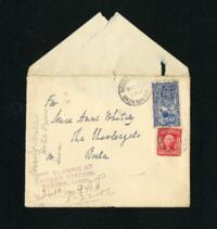Letter from Erving Winslow, Boston, Massachusetts, to Anne Whitney, Boston, Massachusetts, 1906 May 22