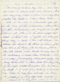 Letter from Anne Whitney, to Adeline Manning, 1878 April 21