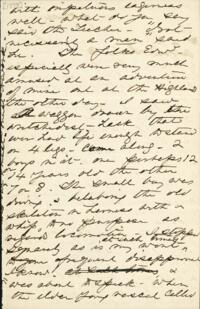 Letter from Anne Whitney, to Adeline Manning, 1878