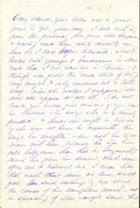 Letter from Adeline Manning, to Anne Whitney, 1879 February 12