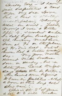 Letter from Anne Whitney, to Adeline Manning, 1879 June 3
