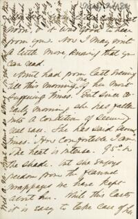 Letter from Adeline Manning, to Anne Whitney, 1880 May 24