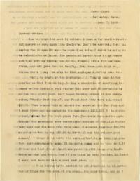 Letter from Grace Rose, Wellesley, Massachusetts, to Mrs. A.G. Rose, Martinsville, Indiana, 1928 December 7