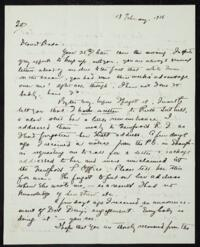 Letter from May-ling Soong Chiang, Shanghai, China, to Emma Mills 1918 February 13