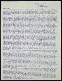 Letter from May-ling Soong Chiang, Shanghai, China, to Emma Mills 1919 June 05