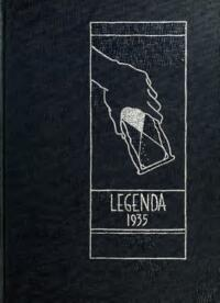 The Wellesley Legenda 1935