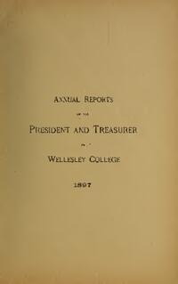 Report of the President 1897
