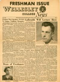 The Wellesley News (09-04-1963)