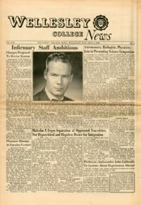 The Wellesley News (10-11-1963)