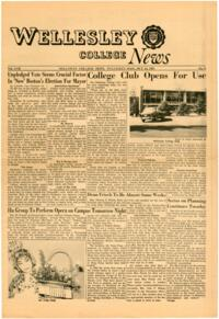 The Wellesley News (10-24-1963)