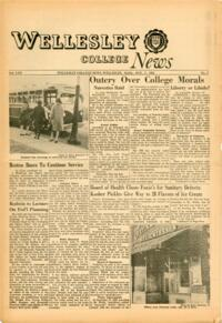 The Wellesley News (11-07-1963)