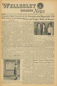 The Wellesley News (02-18-1965)