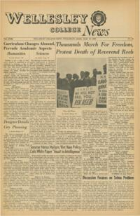 The Wellesley News (03-18-1965)