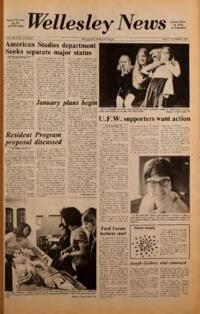 The Wellesley News (10-04-1974)