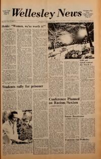 The Wellesley News (02-14-1975)