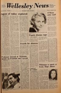 The Wellesley News (03-07-1975)