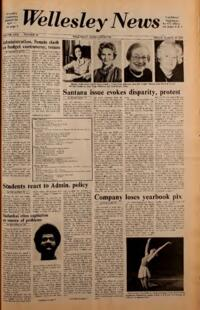 The Wellesley News (03-14-1975)