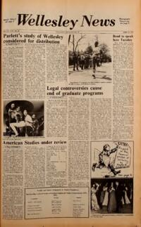 The Wellesley News (04-25-1975)