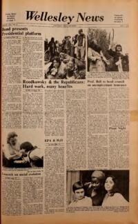 The Wellesley News (05-02-1975)