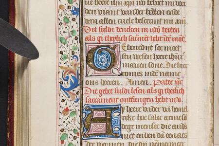 Pre-1600 Manuscripts