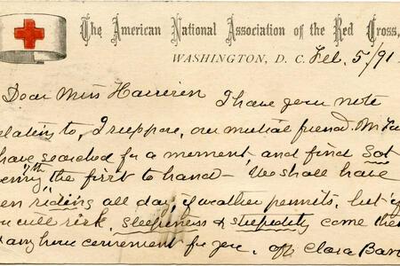 Autograph Letters Collection