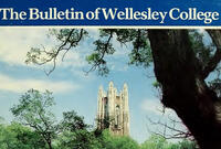 Wellesley College Catalogs